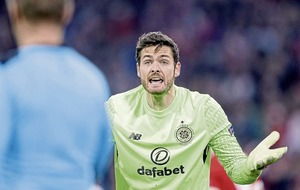 Craig Gordon says Celtic must cope with heavy fixture load