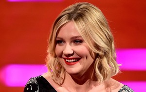 Kirsten Dunst made a fan's bizarre dream come true with just one word