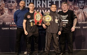 Sparks will fly as Ryan Burnett bids to come out on top in Belfast battle with 'ZZ'