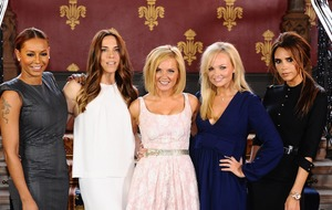 Spice Girls reunite for Mel C's latest music video