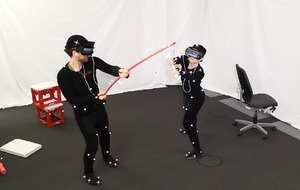 Watch: This immersive VR technology allows users to interact in a remarkably novel way