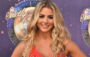 Gemma Atkinson reveals this week's Strictly dance has left her 'shaking with fear'