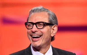 Jeff Goldblum: I let my inner puppy dog out in Thor: Ragnarok
