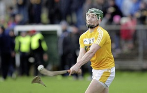 Paul Shiels calls time on his Antrim hurling career