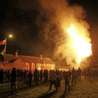 Housing Executive pays out compensation for loyalist bonfire damage