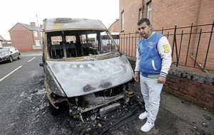 Sinn Féin: Police should say if loyalists were behind arson attacks