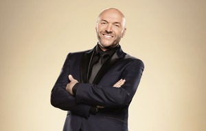 Simon Rimmer: My leg is killing me after Strictly slip