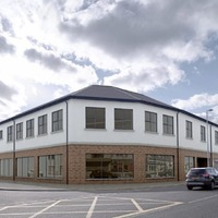New build office and retail development to let in Newry