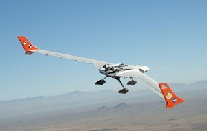 Nasa is testing a new type of plane with flexible wings