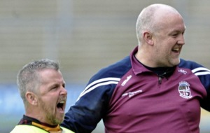 Slaughtneil hurling boss sets sights on All-Ireland double