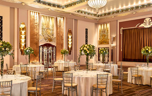 Sheraton Grand Park Lane is an art deco masterpiece in the heart of London's Mayfair