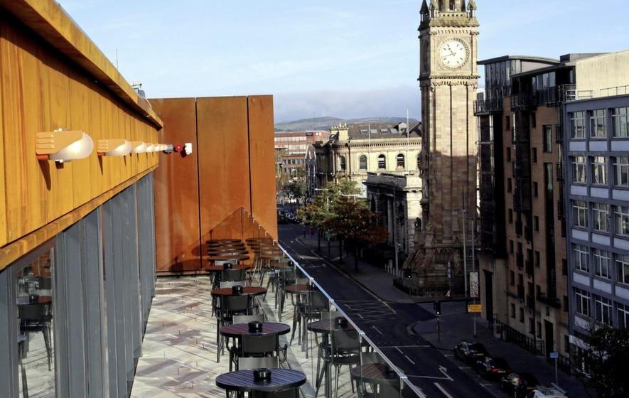 New Babel Rooftop Bar Opens At Belfast S Bullitt Hotel
