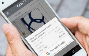 Pay with Google goes live to make buying things in Android and Chrome faster