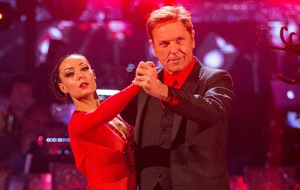 Brian Conley: I have no animosity towards Simon after dance-off