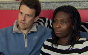Kind neighbours are fundraising for a new car to give a family targeted in a racist arson attack
