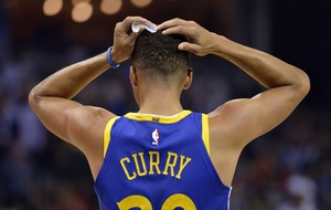 Steph Curry doesn't even need to be on the court to show how good he is
