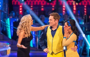 Brian Conley: Strictly exit speech was 'having a laugh'