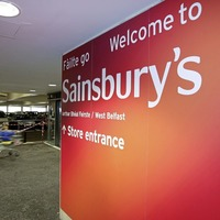 Sainsbury's reports falling half-year profits and slowing sales growth