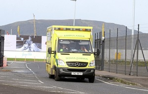 Paramedic attacked in Derry after treating patient