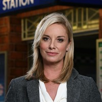 She's back! Tamzin Outhwaite returns to Albert Square as Melanie Owen