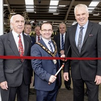 Coleman's garden centre in Templepatrick opens after £5 million revamp