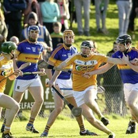 GAA must do more to help Antrim: Gregory O'Kane