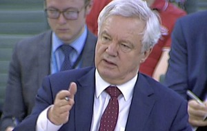 Davis forced to do U-turn on claims MPs will not get to vote on Brexit deal