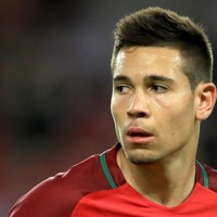 Watch Raphael Guerreiro score a ridiculous flying volley in training