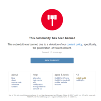 Reddit is clamping down on violent content and far-right groups are the first to go