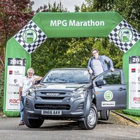 Isuzu picks-up fuel-saving win