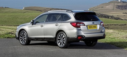 Subaru Outback: Integrity, quality and safety shine through - The