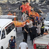 Dozens killed after explosion at Indonesian fireworks factory