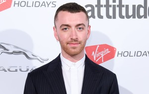 Sam Smith unveils poignant and 'most personal' track Burning
