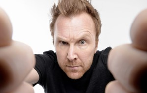 Jason Byrne talks brains and vasectomies ahead of his Ulster Hall gig
