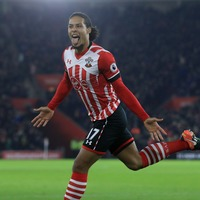Virgil van Dijk has been working on his free-kicks, and it looks like bad news for Brighton