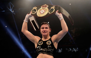 Katie Taylor successfully defends WBA crown in London