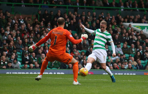Leigh Griffiths turns his attentions to Bayern Munich after Celtic are by Kilmarnock