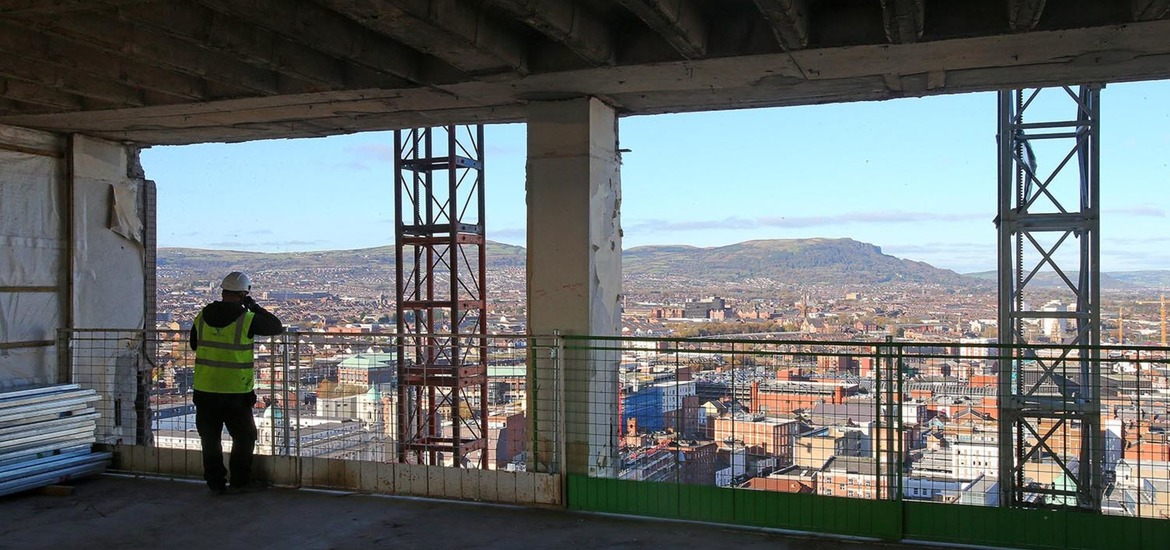 In Pictures: Open House Belfast Architecture & Engineering festival
