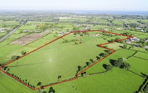 Offers over £450,000 invited for 33-acre Portadown site