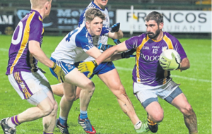 Early two-goal salvo paves the way for Derrygonnelly's first win in Ulster Championship after battle with Armagh Harps