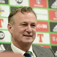 Northern Ireland boss keeping fingers crossed ahead of World Cup play-offs