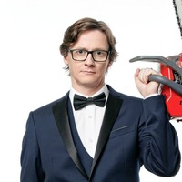 Spoiler Alert: Ed Byrne's coming to Belfast – and he's got a new chainsaw