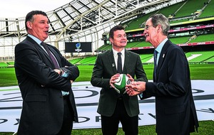 Ireland's Rugby World Cup bid dealt a blow by critical report