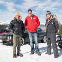 Grand Tour trio are back in show's thrilling new trailer