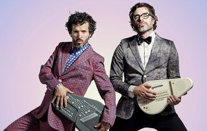 Flight extras: Flight of The Conchords add second Dublin date