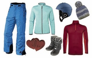 Netting A Bargain: Lidl launches winter and ski wear at cool prices