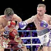Carl Frampton will be ready to reclaim his world title in March