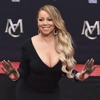 Mariah Carey honoured with Hollywood handprint ceremony