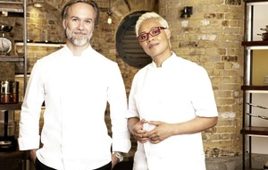 MasterChef: The Professionals judges say smoked sheep dung dish tasted like s**t