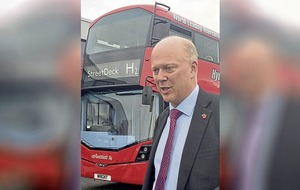 Transport Secretary Chris Grayling says British government wants business as usual once the UK leaves the EU